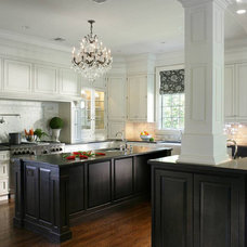Contemporary Kitchen by Creative Design Construction, Inc.
