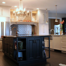 Kitchen by Shawn Hollenshead Cabinetry