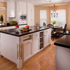 Traditional Kitchen by Granite Transformations Atlanta
