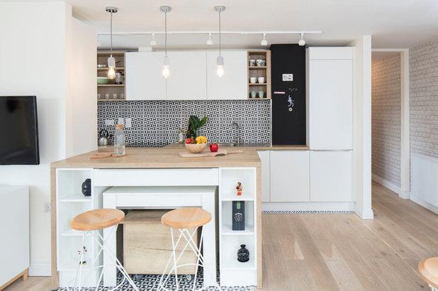 Scandinavian Kitchen by Black Fox Interiors