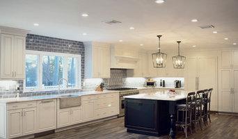 Black and White Touchstone Kitchen