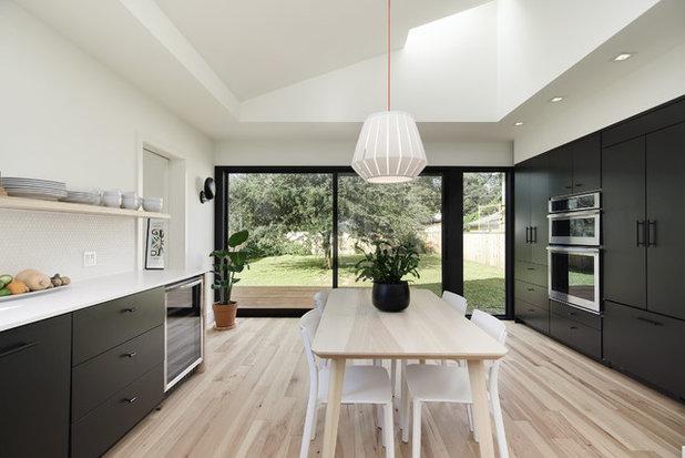 Scandinavian Kitchen by Arbib Hughey Design
