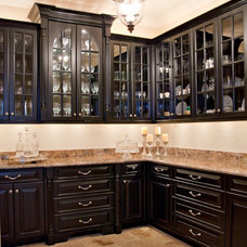 Kitchen by Hostetler Custom Cabinetry