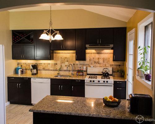 Birch Kitchen Cabinets | Houzz