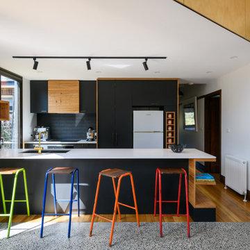 Black Kitchen Melbourne