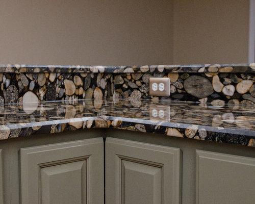 Black Marinace Granite Home Design Ideas Renovations amp Photos
