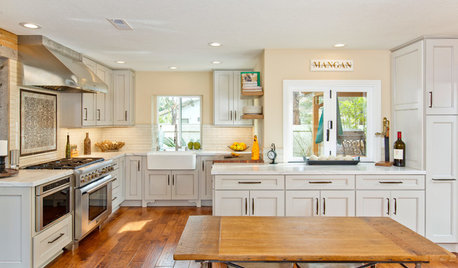kitchen of the week - White Kitchens