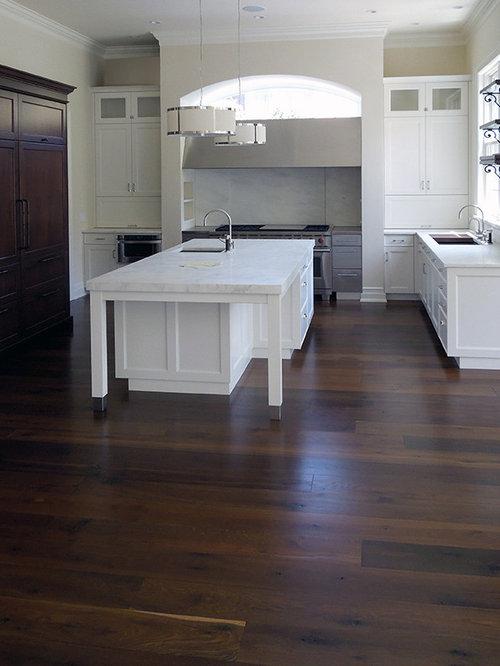 Wide Plank Hardwood Floor | Houzz