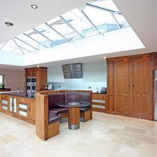 Modern Kitchen by Heaven & Stubbs Bespoke Furniture Ltd