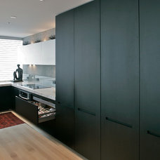Modern Kitchen by Lotus woodworks