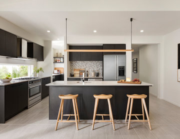 Black Woodmatt- Fairhaven Homes