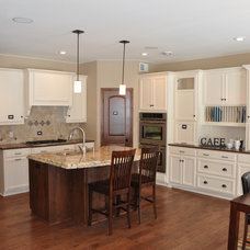 Traditional Kitchen by Werschay Homes