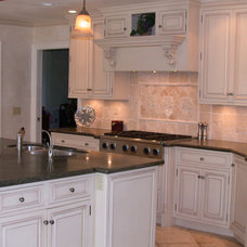 Traditional Kitchen by First Impressions Interior Design