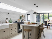 Houzz Tour A Poky Victorian Flat Gains Light And Period