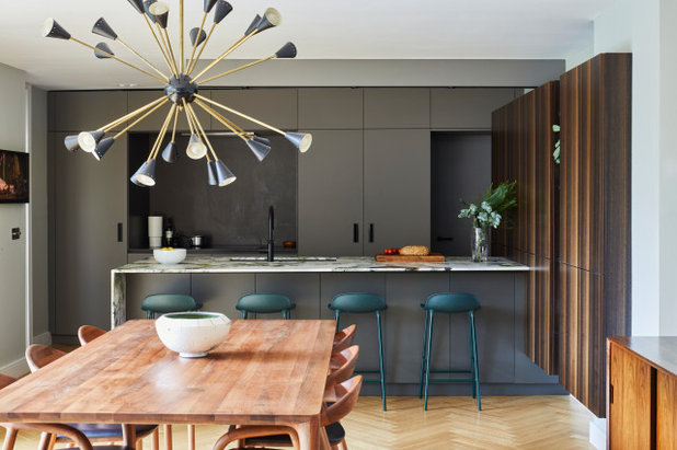 Contemporary Kitchen by piqu