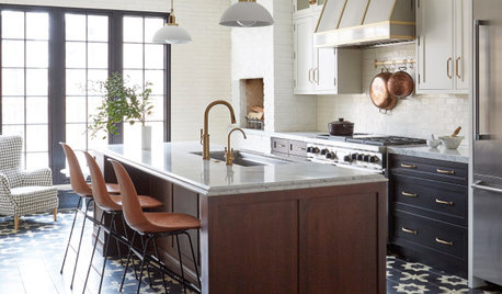 Kitchen of the Week: Bringing Back a Vintage Victorian Vibe