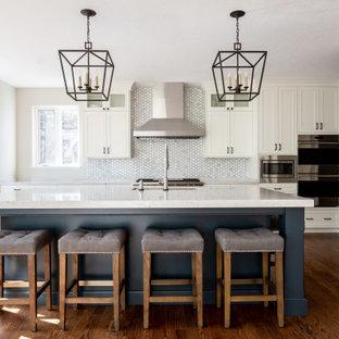 Blanc & Noir Kitchen