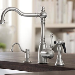 kitchen faucets by Westheimer Plumbing & Hardware