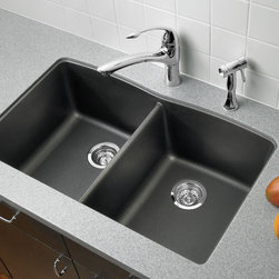 Blanco Silgranit Kitchen Sinks - Blanco Silgranit Kitchen Sinks Undermount and Drop-in