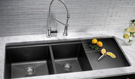 Kitchen Sinkskitchen Sinks Granite Composite Offers Superior Durability