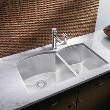 Kitchen Sinks by Westheimer Plumbing & Hardware