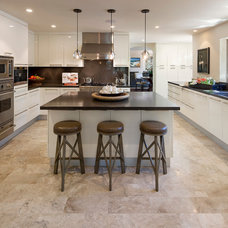 Contemporary Kitchen by Giffin & Crane General Contractors, Inc.