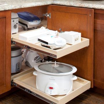 Blind Corner Cabinet Solutions