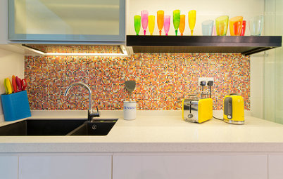 8 Ways to Colour Your Kitchen (Without Painting a Single Wall!)