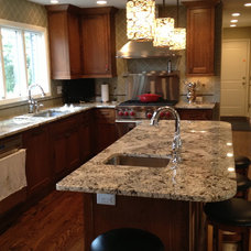 Traditional Kitchen by Bob Stern Building Company