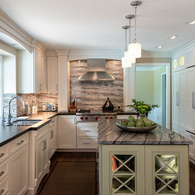 Omega Kitchen Cabinets Kitchen Was Transformed From A Traditional 1980 39 S Style Kitchen