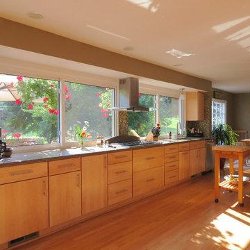 Bloomfield Hills Modern Kitchen