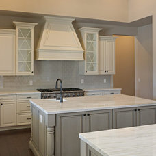 Transitional Kitchen by Integrated Design, llc