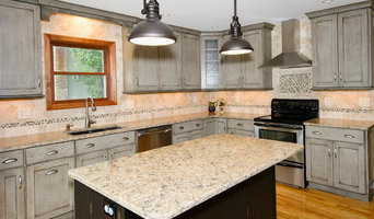 Blooming Grove kitchen