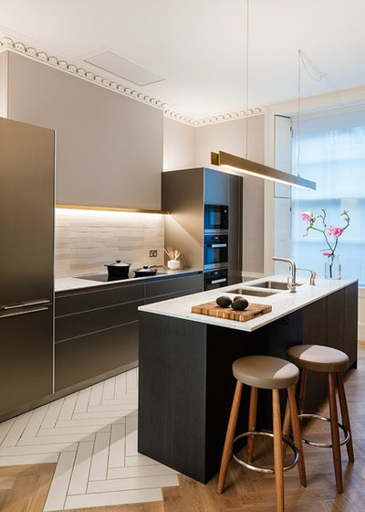 Contemporaneo Cucina by Smart Space Group