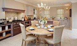 Bloor Homes kitchen diner
