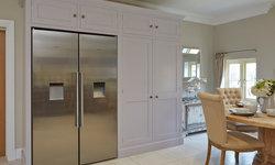 Bloor Homes Tall cupboards
