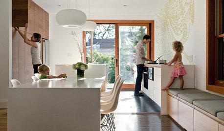 Nyt køkken giver sundere livsstil og mere tid med familien