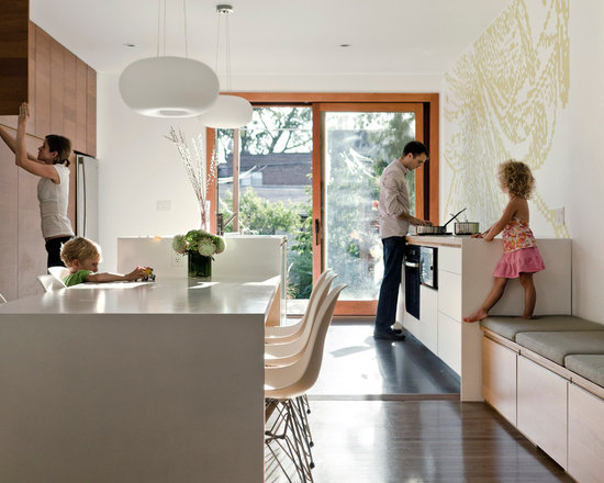 Modern Kitchen Renovation ikea modern kitchen renovation | houzz