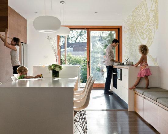 Modern Kitchen Renovation ikea modern kitchen renovation | houzz