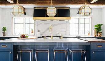 Blue and Bright Dutch Colonial
