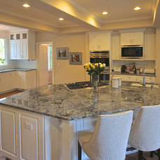 Traditional Kitchen by ACH Design LLC