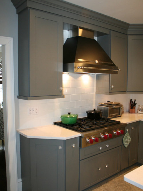 Kitchen design ideas renovations photos with blue for Kitchen cabinets made from recycled materials