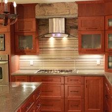 Modern Kitchen by The Original Creative Spaces