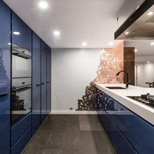 Blue Kitchen Design, Rushcutters Bay