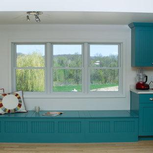 Blue Kitchen Featured in July/August HGTV Magazine