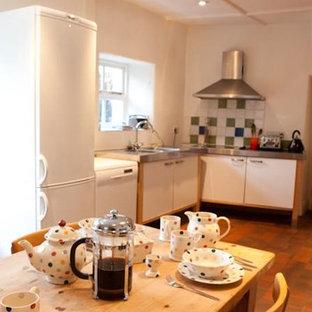 Blue Monkey Cornwall Kitchen