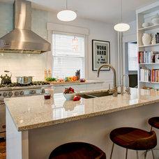 Modern Kitchen by Shelter | Architecture + Design
