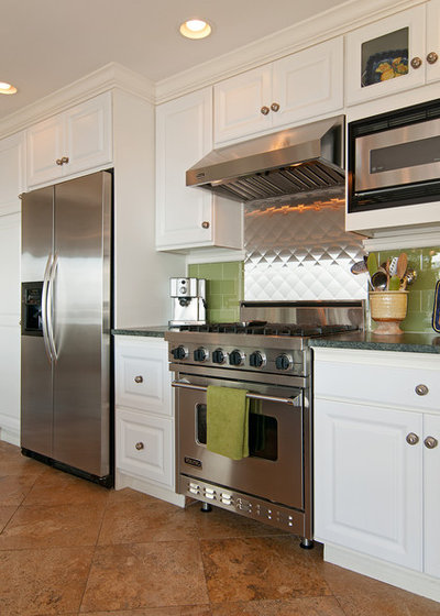 How To Clean Stainless Steel Appliances And Surfaces Houzz