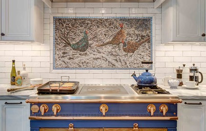 Kitchen of the Week: Family Time and 'Pheasantries'