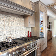 Rustic Kitchen by Quality Custom Cabinetry, Inc